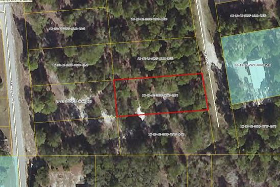 null bed null bath Vacant Land at  SE 330th St Suwannee, FL, 32692 is for sale at 5k - google static map
