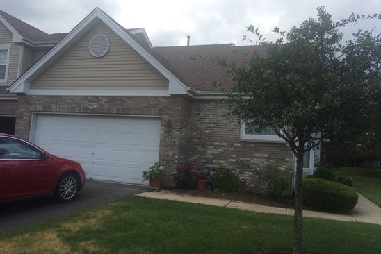 2 bed 4 bath Townhouse at 948 WILLOW ST ITASCA, IL, 60143 is for sale at 300k - google static map