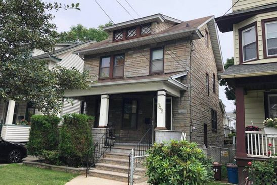 3 bed 2 bath Single Family at 342 CARY AVE STATEN ISLAND, NY, 10310 is for sale at 499k - google static map