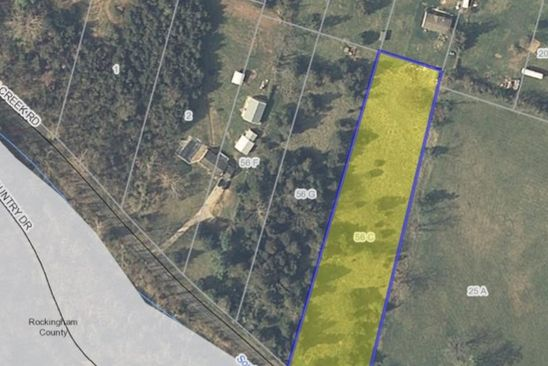 null bed null bath Vacant Land at 0 S Creek Rd Elkton, VA, 22827 is for sale at 20k - google static map