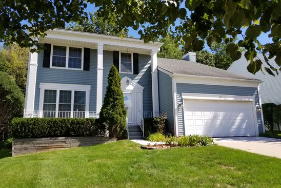 4 bed 3 bath Single Family at 495 BOLINGER ST ROCHESTER HILLS, MI, 48307 is for sale at 305k - google static map
