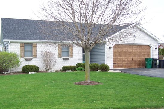 4 bed 3 bath Single Family at 1317 Sandhurst Dr Sandwich, IL, 60548 is for sale at 239k - google static map
