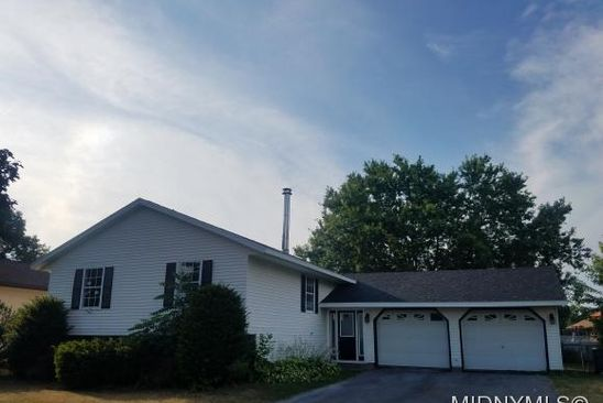 4 bed 3 bath Single Family at 8013 BROOKSIDE DR ROME, NY, 13440 is for sale at 200k - google static map