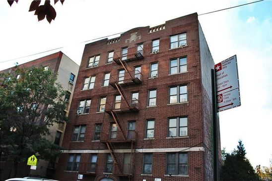 3 bed 1 bath Cooperative at 1015 Anderson Ave Bronx, NY, 10452 is for sale at 135k - google static map