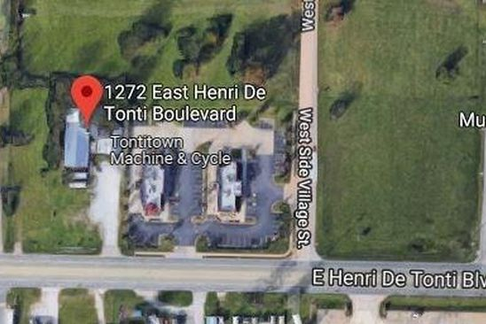 null bed null bath Vacant Land at 1272 E Henri De Tonti Blvd Springdale, AR, 72762 is for sale at 650k - google static map