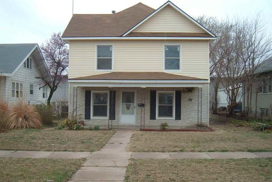 4 bed 2 bath Single Family at 511 S JACKSON ST PRATT, KS, 67124 is for sale at 40k - google static map