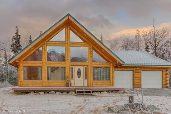 5 bed 3.5 bath Single Family at 18107 E WALLING RD PALMER, AK, 99645 is for sale at 335k - google static map