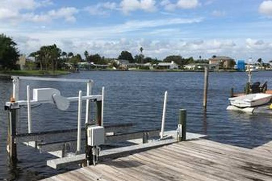 3 bed 2 bath Single Family at 425 MILFORD POINT DR MERRITT ISLAND, FL, 32952 is for sale at 319k - google static map