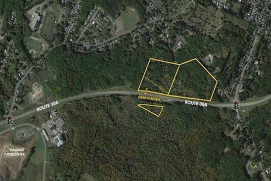 null bed null bath Vacant Land at 0 Route 30a Gloversville, NY, 12078 is for sale at 1.10m - google static map