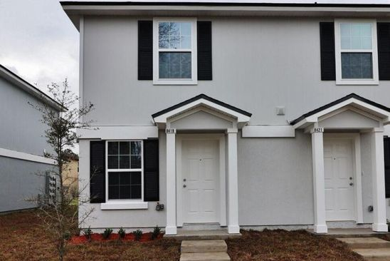 3 bed 3 bath Single Family at 8419 MCGIRTS VILLAGE LN JACKSONVILLE, FL, 32210 is for sale at 150k - google static map
