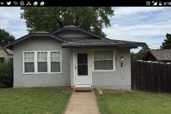 3 bed 2 bath Single Family at 712 W 4th St Clarendon, TX, 79226 is for sale at 65k - google static map