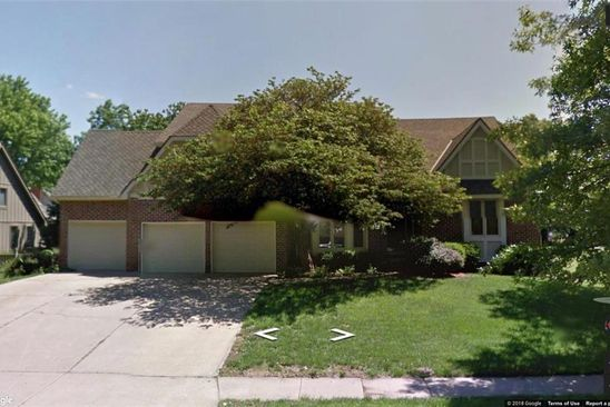 4 bed 4 bath Single Family at 12413 HIGH DR LEAWOOD, KS, 66209 is for sale at 450k - google static map