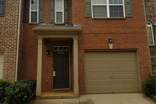 3 bed 3 bath Townhouse at 4114 DAHLGREEN WAY DECATUR, GA, 30032 is for sale at 150k - google static map