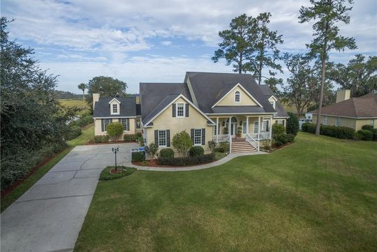4 bed 5 bath Single Family at 309 OAK GROVE ISLAND DR BRUNSWICK, GA, 31523 is for sale at 450k - google static map