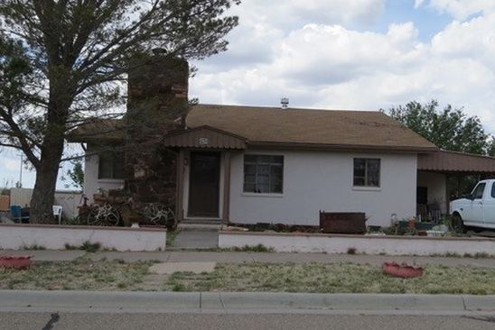 2 bed 1 bath Single Family at 702 5th St Carrizozo, NM, 88301 is for sale at 85k - google static map