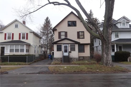 3 bed 1 bath Single Family at 138 CEDARWOOD TER ROCHESTER, NY, 14609 is for sale at 53k - google static map