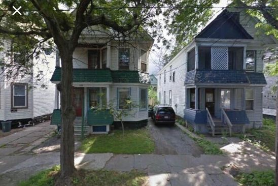 6 bed 2 bath Multi Family at 837 Grant Ave Schenectady, NY, 12307 is for sale at 10k - google static map