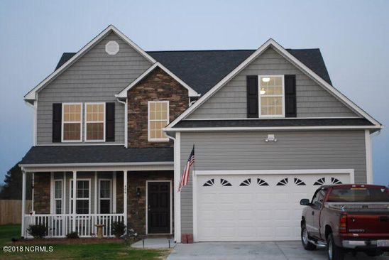 4 bed 3 bath Single Family at 406 ESQUIRE DR RICHLANDS, NC, 28574 is for sale at 204k - google static map