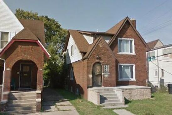 4 bed 2 bath Miscellaneous at 4893 CHATSWORTH ST DETROIT, MI, 48224 is for sale at 49k - google static map