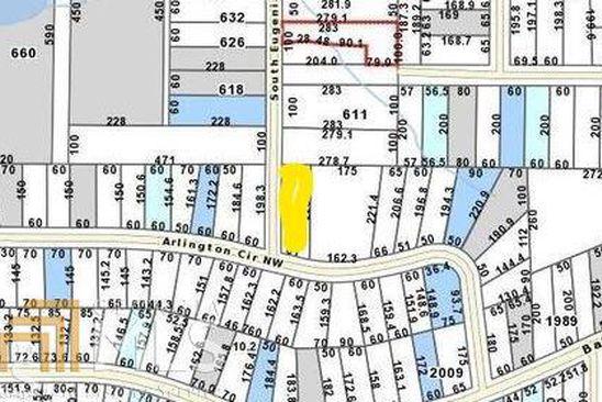null bed null bath Vacant Land at 2039 Arlington Cir NW Atlanta, GA, 30318 is for sale at 35k - google static map