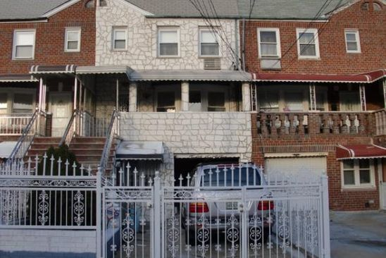 4 bed 4 bath Multi Family at 1245 E 86TH ST BROOKLYN, NY, 11236 is for sale at 769k - google static map