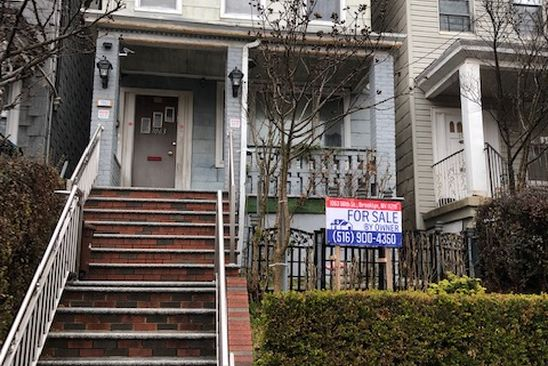 3 bed 2 bath Single Family at 1063 56TH ST BROOKLYN, NY, 11219 is for sale at 1.09m - google static map