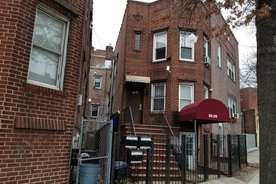 3 bed 3 bath Multi Family at 55 20 108th St Corona, NY, 11368 is for sale at 788k - google static map