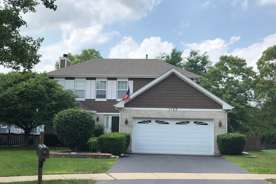 4 bed 4 bath Single Family at 1123 Hannah Ct Naperville, IL, 60540 is for sale at 399k - google static map