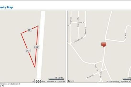 null bed null bath Vacant Land at 0 Levee St Pearlington, MS, 39572 is for sale at 9k - google static map