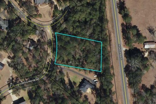 null bed null bath Vacant Land at 00 Curtis Rdg Thomasville, GA, 31792 is for sale at 35k - google static map