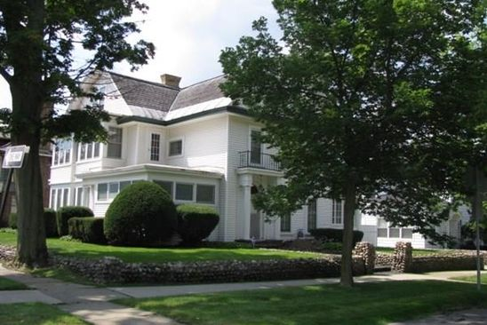 6 bed 3 bath Single Family at 301 Laurens St Olean, NY, 14760 is for sale at 60k - google static map