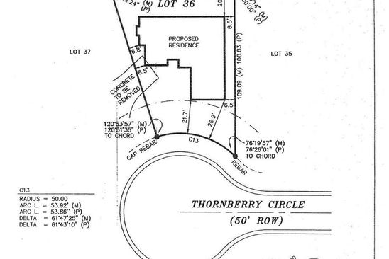 null bed null bath Vacant Land at 412 Thornberry Cir Birmingham, AL, 35242 is for sale at 75k - google static map
