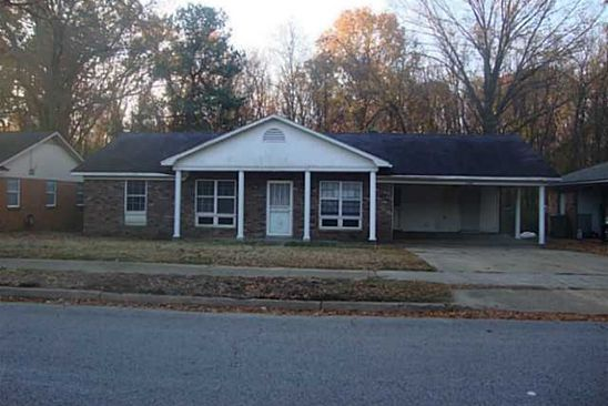 4 bed 2 bath Single Family at 4251 ANN ARBOR LN MEMPHIS, TN, 38128 is for sale at 80k - google static map