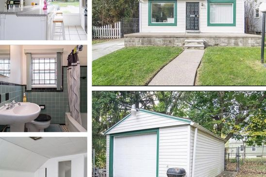 3 bed 1 bath Single Family at 8925 Marlowe St Detroit, MI, 48228 is for sale at 40k - google static map