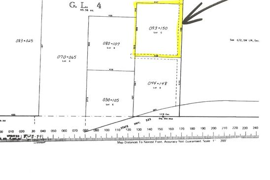 null bed null bath Vacant Land at 0 State Route 525 Xxxxx Langley, WA, 98260 is for sale at 139k - google static map