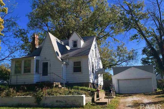 3 bed 2 bath Single Family at 3800 N COLUMBUS AVE PEORIA, IL, 61614 is for sale at 30k - google static map