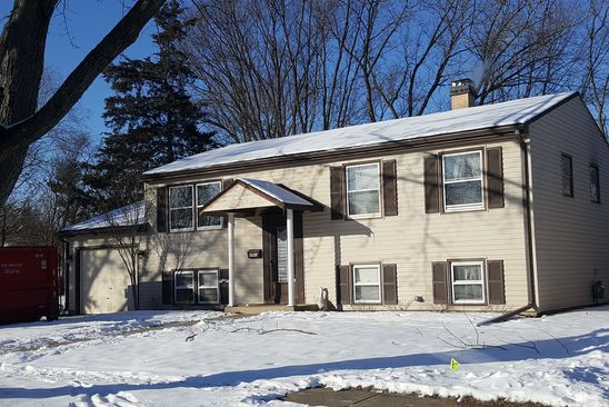 4 bed 2 bath Single Family at 1700 FOREST GLEN AVE HANOVER PARK, IL, 60133 is for sale at 255k - google static map