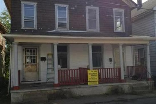 null bed null bath Multi Family at 124 Myrtle St Milton, PA, 17847 is for sale at 60k - google static map