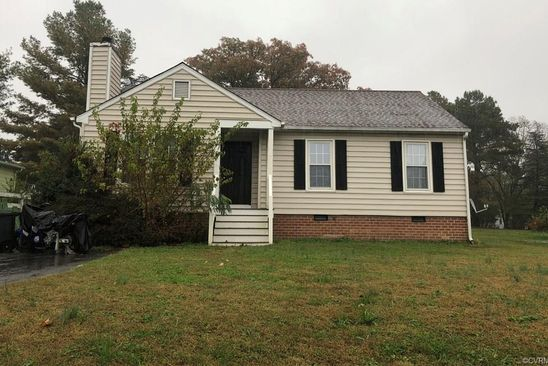 3 bed 2 bath Single Family at 6704 WILBER CIR HENRICO, VA, 23228 is for sale at 175k - google static map