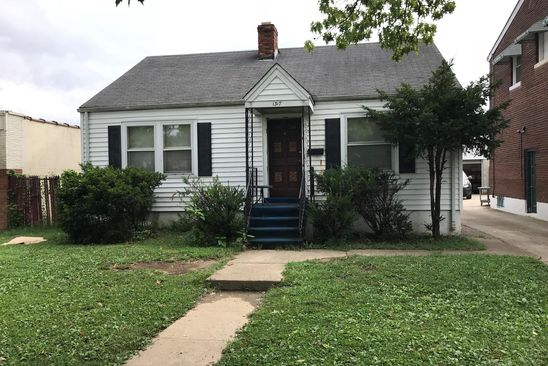 3 bed 2 bath Single Family at 1317 CENTRAL AVE LOUISVILLE, KY, 40208 is for sale at 78k - google static map