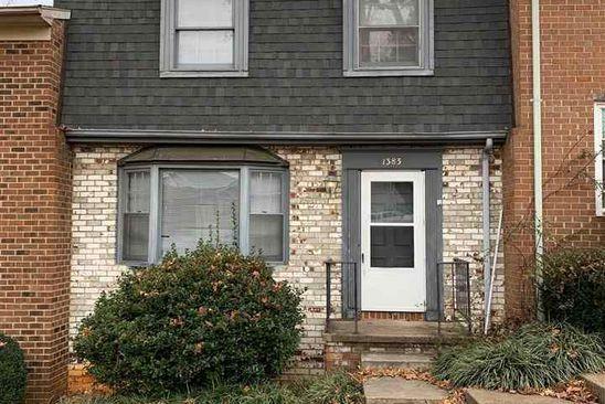 3 bed 2 bath Condo at 1383 DEVON LN HARRISONBURG, VA, 22801 is for sale at 134k - google static map
