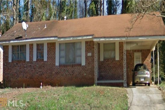 3 bed 2 bath Single Family at 1994 SHANNON RIDGE CT DECATUR, GA, 30032 is for sale at 100k - google static map