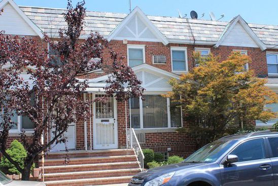 3 bed 2 bath Single Family at 7719 87th St Glendale, NY, 11385 is for sale at 697k - google static map