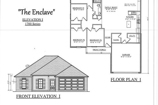 4 bed 2 bath Single Family at 7862 High Eagle Ct Denham Springs, LA, 70706 is for sale at 215k - google static map