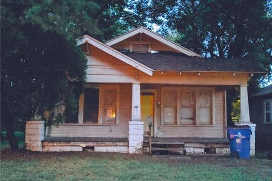 2 bed 1 bath Single Family at 1404 N 29th St Fort Smith, AR, 72901 is for sale at 20k - google static map