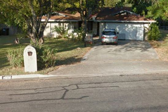 3 bed 2 bath Single Family at 1903 NORTHWEST BLVD GEORGETOWN, TX, 78628 is for sale at 175k - google static map