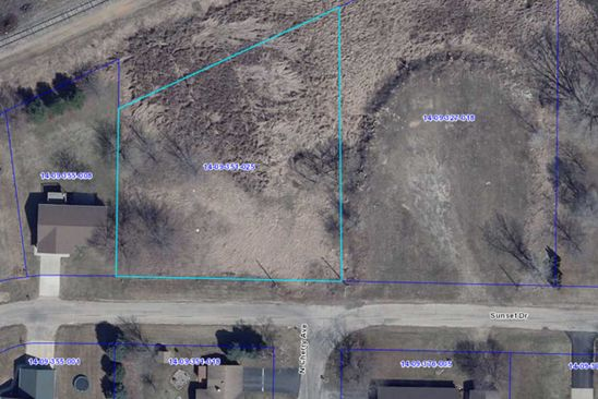 null bed null bath Vacant Land at 506 Sunset Dr Polo, IL, 61064 is for sale at 10k - google static map