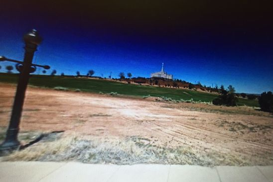 null bed null bath Vacant Land at 438 S Pioneer Trl Snowflake, AZ, 85937 is for sale at 35k - google static map