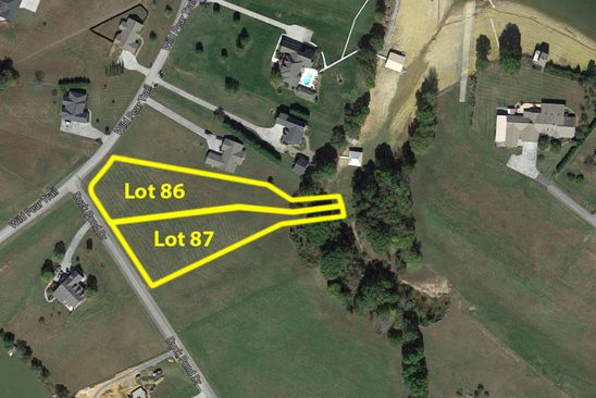 null bed null bath Vacant Land at 0 Duck Pond Dr Dandridge, TN, 37725 is for sale at 75k - google static map