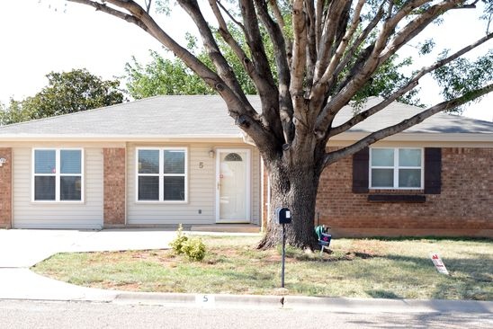 2 bed 2 bath Single Family at 5 ALSTON CIR SWEETWATER, TX, 79556 is for sale at 115k - google static map